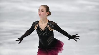Бестемьянова высказалась об уходе Трусовой от Плющенко