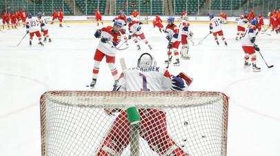 Нападающий сборной России высказался о победе над Чехией на ЮЧМ-2021
