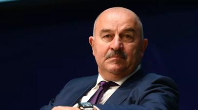 Черчесов поздравил «Зенит» с победой в чемпионате РПЛ