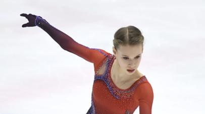 Хромых: в Казахстане проводила растяжку хоккеистам, у них ничего не получалось