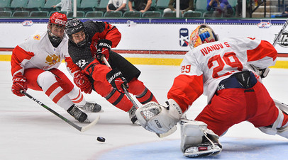 Матч упущенных возможностей: как сборная России проиграла Канаде в финале ЮЧМ-2021 по хоккею