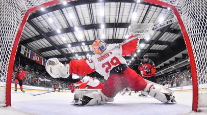 Хоккеисты сборной России расплакались после поражения от Канады в финале ЮЧМ