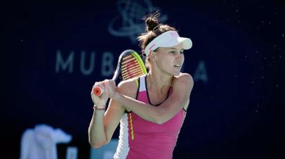 Кудерметова уступила Квитовой в третьем круге турнира WTA в Мадриде