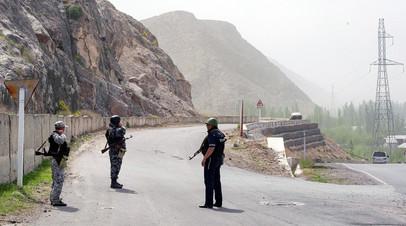 Генпрокуратура Таджикистана оценила действия киргизских военных