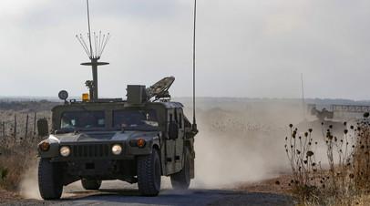 В результате израильской атаки в Сирии погиб один человек, шестеро ранены
