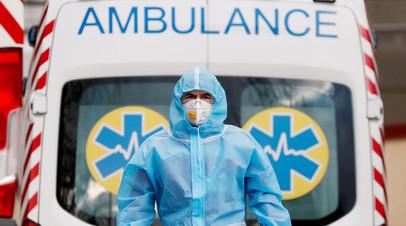 На Украине выявили более 6 тысяч случаев коронавируса за сутки