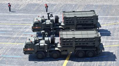 В ЮВО рассказали о поступлении на вооружение первой ЗРС С-350