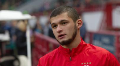 Источник назвал причину, по которой Гулиев длительное время не играл за «Спартак»