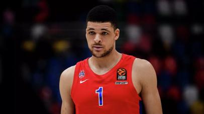 Баскетболист ЦСКА Лундберг потерял сознание в перерыве матча с «Нижним Новгородом» и был госпитализирован