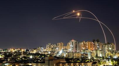 «До полного истощения арсенала»: как скоро может завершиться очередной виток палестино-израильского конфликта