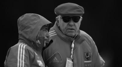 Ушёл из жизни заслуженный тренер СССР по биатлону Привалов