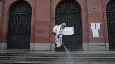 В Перу сообщили о тенденции к снижению заболеваемости коронавирусом