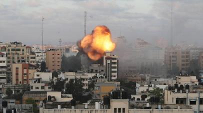 В Израиле приняли инициативу Египта по двустороннему прекращению огня