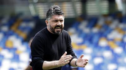 Источник: Гаттузо претендует на пост главного тренера «Тоттенхэма»