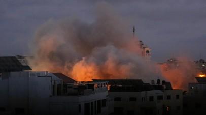 Полянский прокомментировал взаимное прекращение огня между Израилем и ХАМАС