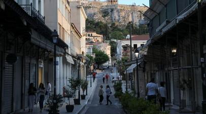 Число случаев коронавируса в Греции превысило 387 тысяч