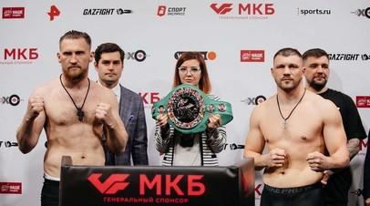 Романов победил Кудряшова и стал претендентом на титул WBC