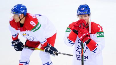 Поражение США, фиаско Чехии и Швеции, камбэк Казахстана: чем запомнился второй день чемпионата мира по хоккею