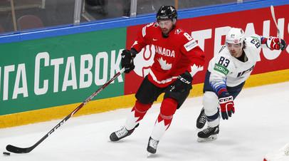 Канада впервые в истории проиграла два стартовых матча на чемпионате мира по хоккею