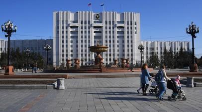 В Хабаровске началось строительство центра исследования и экспертизы диких животных