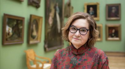 Трегулова рассказала о новом проекте Третьяковки и Дрезденского музея