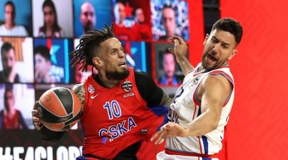 Итудис заявил, что ЦСКА слишком осторожно играл с «Эфесом» в «Финале четырёх» Евролиги