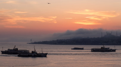 Инцидент с танкером в проливе Босфор не привёл к жертвам