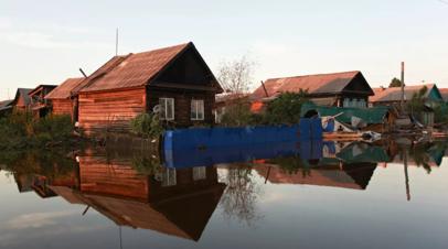 МЧС сообщило о подъёме уровня воды в реках Иркутской области