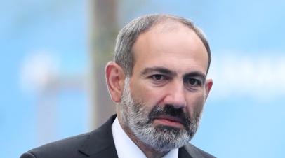 Пашинян объявил о дебатах перед парламентскими выборами в Армении