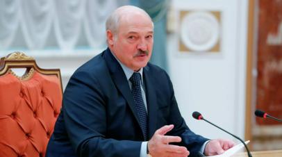 Лукашенко рассказал о привезённых на встречу с Путиным документах