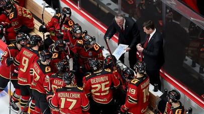КХЛ назвала номинантов на приз лучшему тренеру сезона