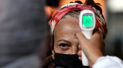 Число случаев коронавируса в Бразилии достигло 16 720 081