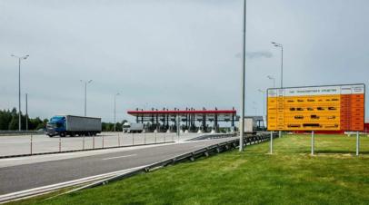 Минтранс начал реализацию проекта беспилотных грузоперевозок по трассе М11 «Нева»