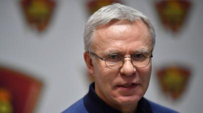 Фетисов: не думал, что сборная России может проиграть Канаде