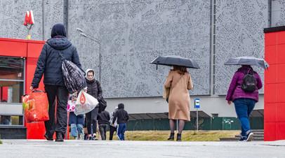 Синоптик предупредил о дождях в Москве