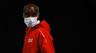 Олимпийский чемпион Фара прокомментировал провальный забег на 10 000 м