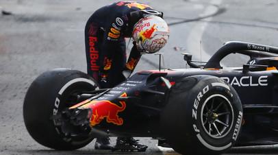 В Pirelli назвали предварительную причину взрыва шин на Гран-при Азербайджана