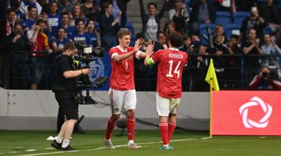 Соболев рассказал, как провёл подготовку к Евро-2020