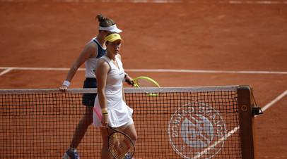 Павлюченкова — о финале «Ролан Гаррос»: в последнем розыгрыше уже была мёртвой
