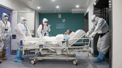 В России за сутки выявили 14 723 случая коронавируса