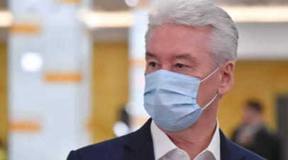 Собянин анонсировал дополнительную программу стимулирования вакцинации