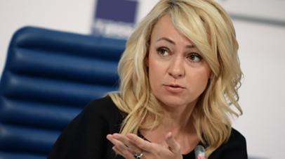 Рудковская прокомментировала конфликт Губерниева и Бузовой в эфире «Матч ТВ»
