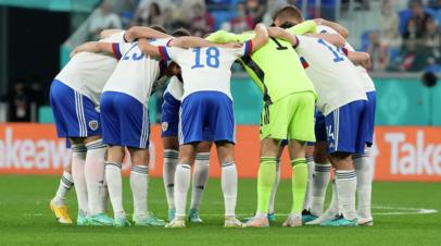 Все игроки и сотрудники сборной России по футболу сдали отрицательные тесты на COVID-19