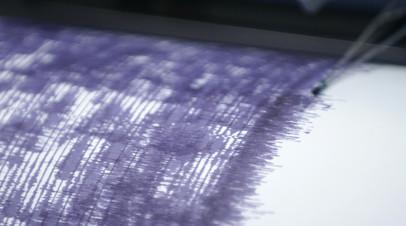 Землетрясение магнитудой 3,9 произошло на Камчатке