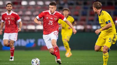 СМИ: Футболист сборной России сдал сомнительный тест на коронавирус перед стартом Евро-2020