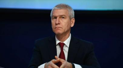 Матыцин заявил, что УЕФА были предоставлены все гарантии по поводу Евро в Санкт-Петербурге