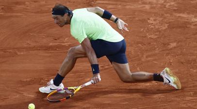 Надаль не сумел защитить титул чемпиона «Ролан Гаррос», проиграв Джоковичу