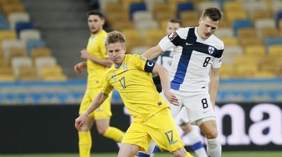 Фоменко прокомментировал вызов Зинченко в сборную Украины за деньги