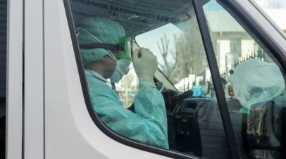 В Белоруссии за сутки выявили 582 случая коронавируса