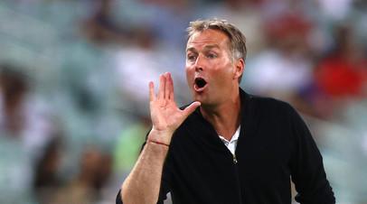 Юльманн: в матче Дании с Англией всё будет решаться в мелочах